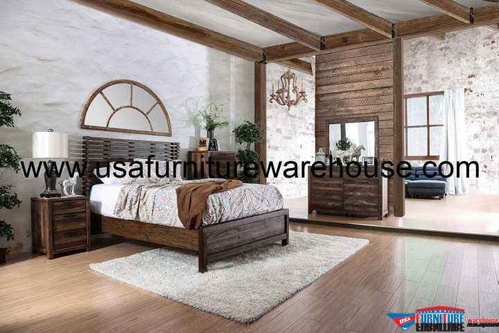 4 Piece Hankinson Bedroom Set