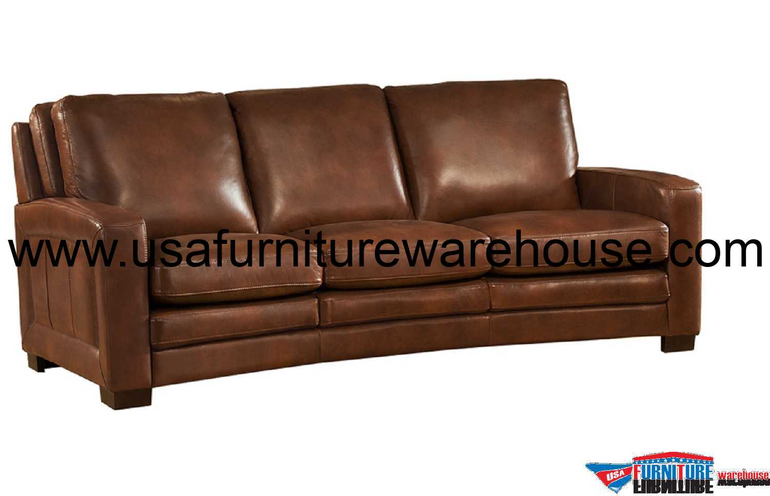 Leather Couch Living Room
