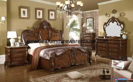 Mcferran B7189 Bedroom Set