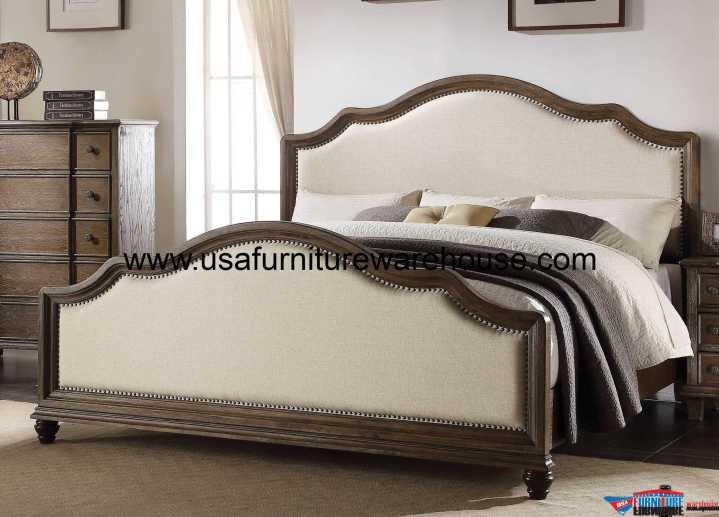 Acme Baudouin Bed