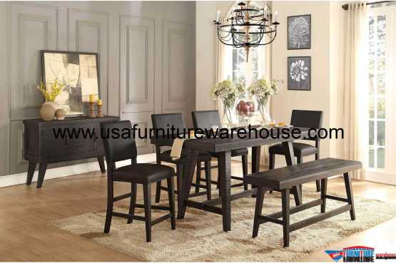 Fenwick Counter Height Dining Set