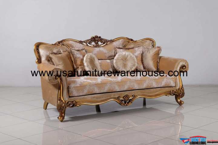 Cleopatra Luxury Sofa