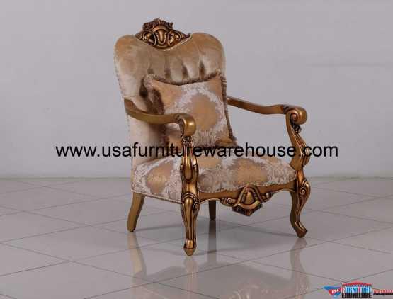 Golden Knights Luxury Chair