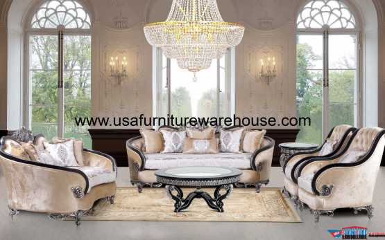 Rosabella Sofa Set