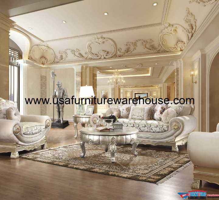 HD-2656 Homey Design Sofa Set