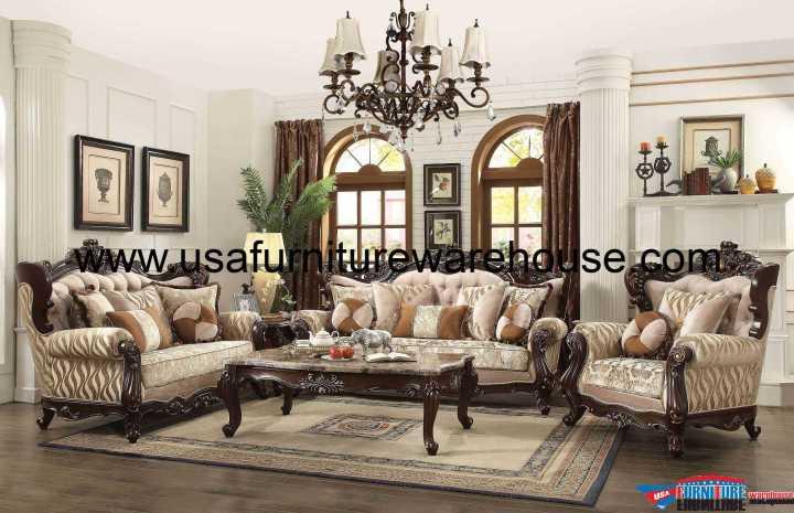 Shalisa Sofa Set