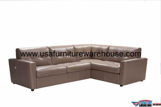 Sogna Sleeper Sectional Sofa