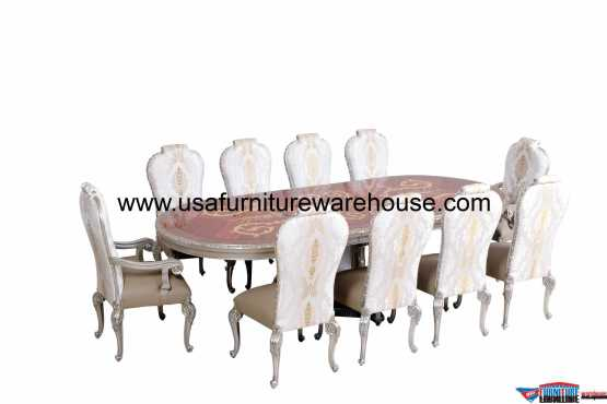 Bellagio Luxury Dining Set