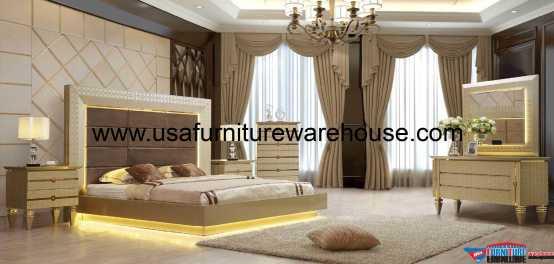 HD-918 Bedroom Set