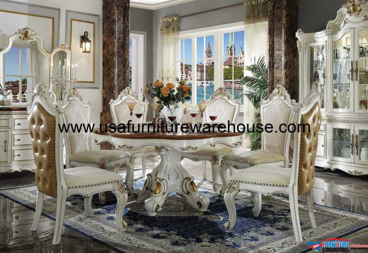 7 Piece Picardy Dining Room Set