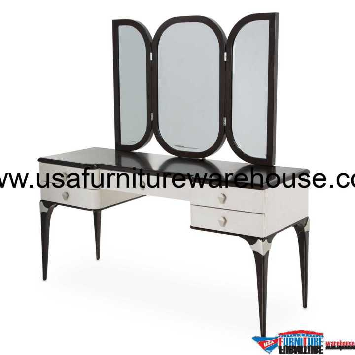 2 Piece Paris Chic Vanity