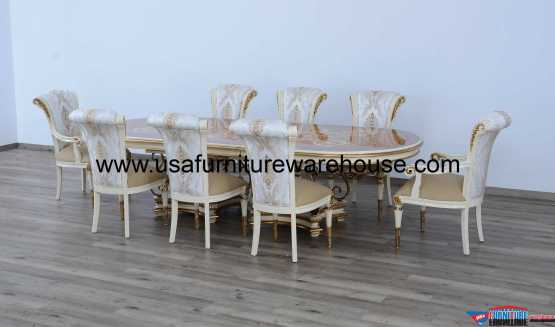 Valentina Masterpiece Dining Set