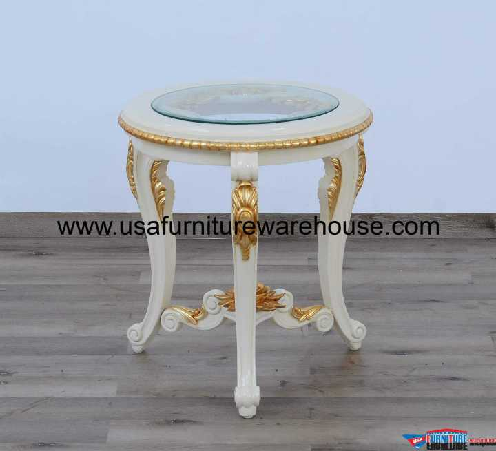 Valentine Luxury End Table