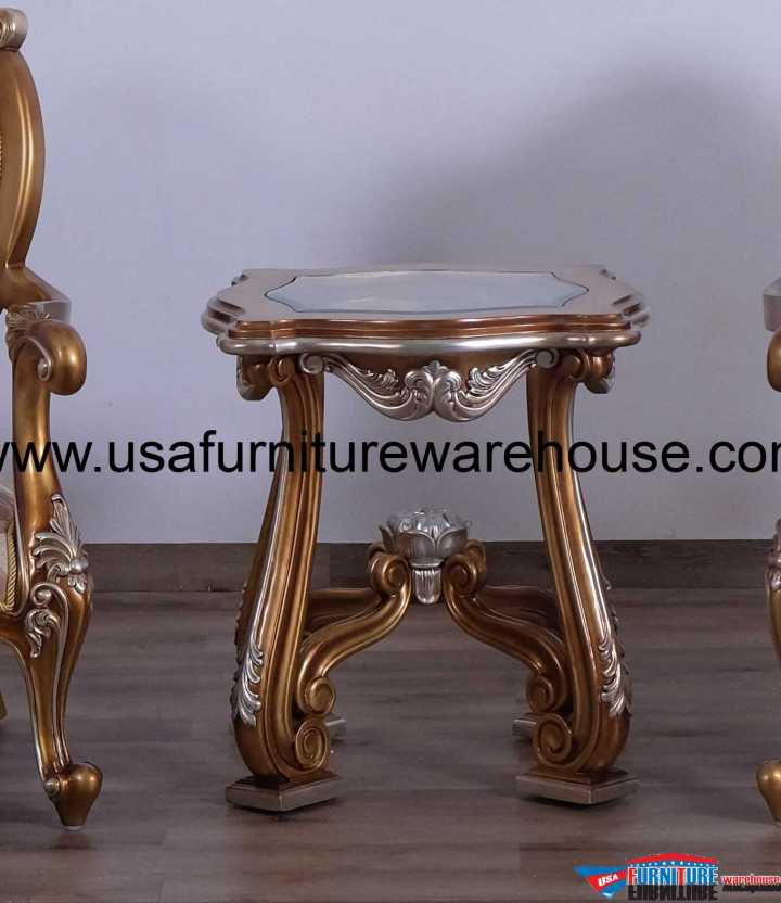 Augustus End Table