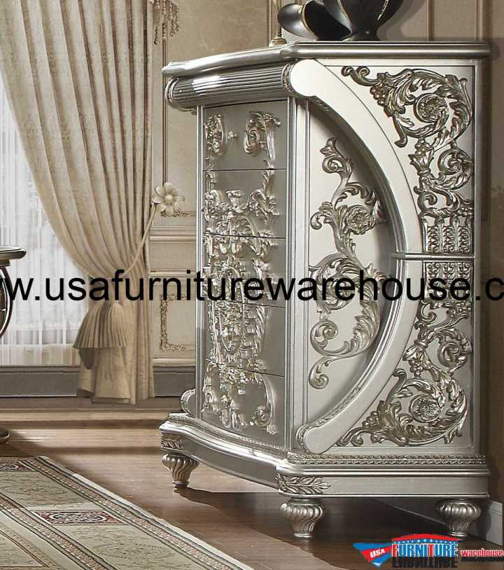 Homey Design HD-8088 Drawer Chest