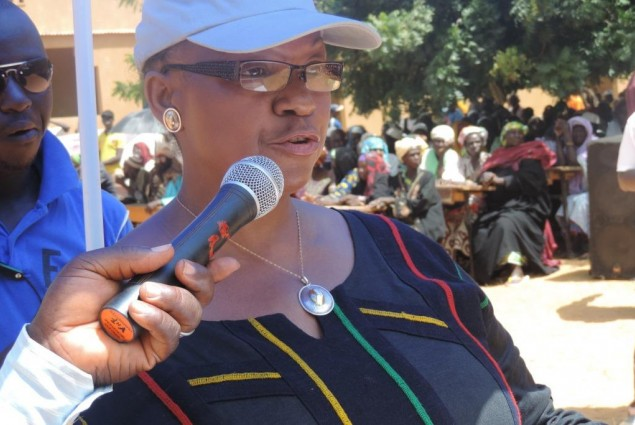 USAID WASH Adviser engages communities on WASH