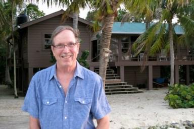Steve Wingert photo at Morgans Cay