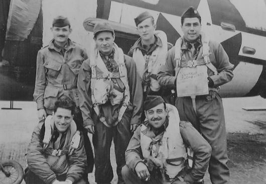 Image result for Lieutenant Colonel Joel Crouch and his crew