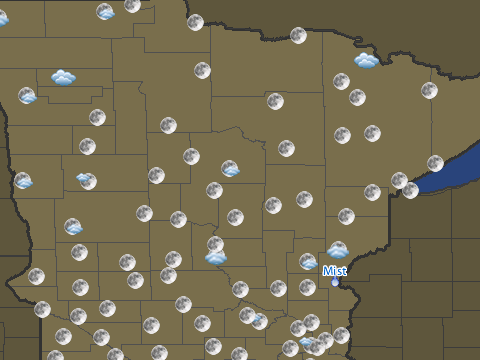 HD Decor Images » Minnesota Weather Map   Air Sports Net Minnesota Weather Map