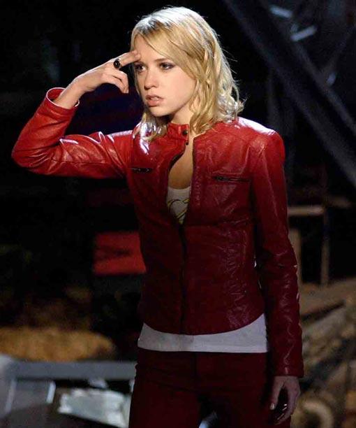 Imra Ardeen Smallville Saturn Girl Jacket