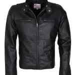 Bradley Cooper Adam Jones Black Leather Jacket