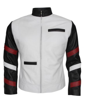 Bruce Lee Vintage Celebrity Leather Jacket