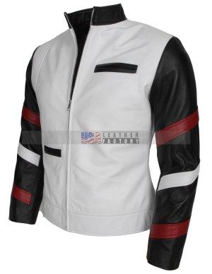 Bruce Lee Vintage Celebrity Leather Jacket Sale Free Shipping
