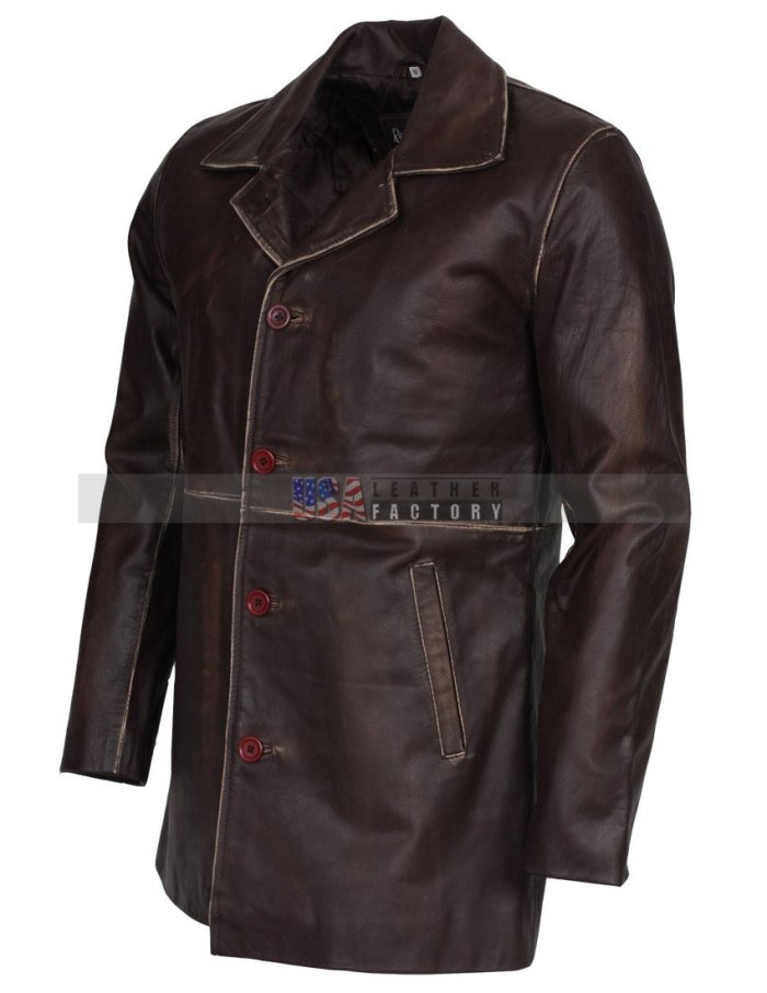 Supernatural Dean Winchester Distressed Brown Jacket Sale Now Free Shipping Discounted Price