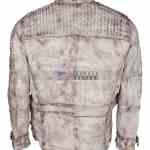 The Force Awakens Star Wars Finn Leather Jacket Mens Leather Jackets online Free Shipping Hot Sale Black Friday Sale John Boyega Leather Jacket