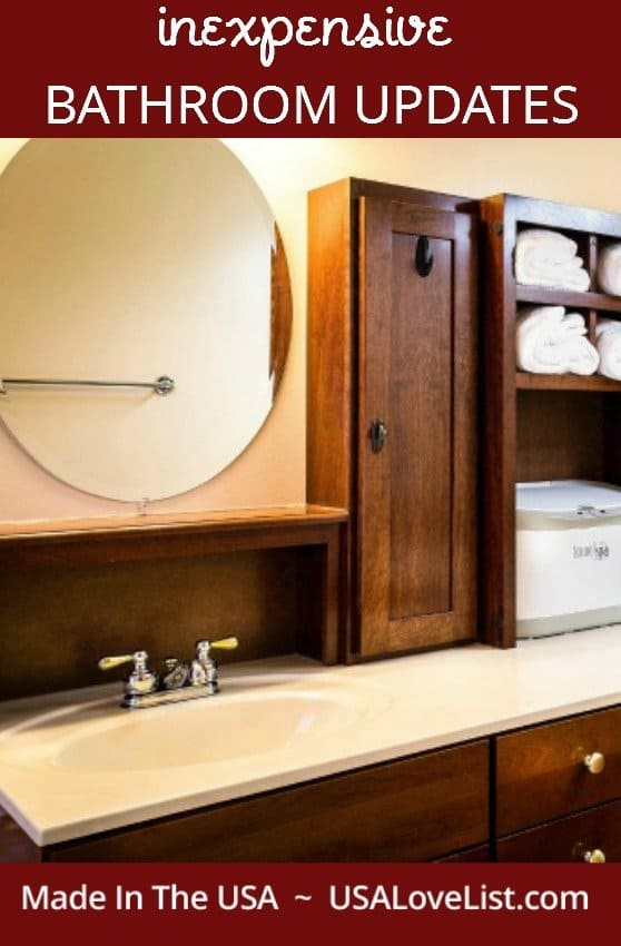 Bathroom Mirrors Made In Usa american made bathroom cabinets : brightpulse