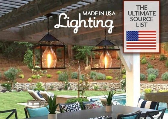 american made lighting the ultimate