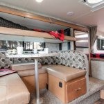 10ft Truck Camper With Bunk Beds 3 2 Berth Fraserway Vehicle Information