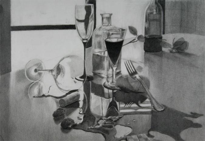 Bachillerato de artes asignaturas dibujo artístico 1