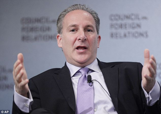 Peter Schiff Net Worth 2019