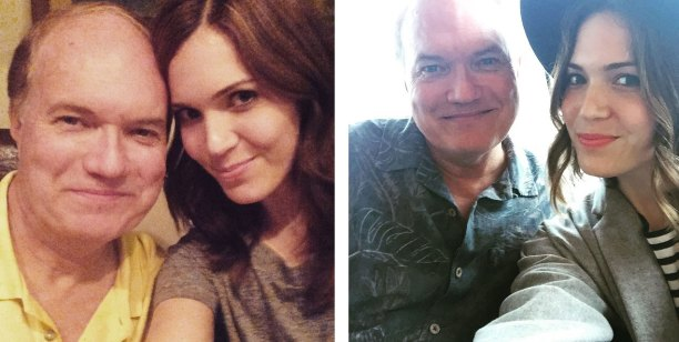 Mandy Moore Family Members