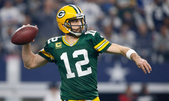 Aaron Rodgers Weight, Height