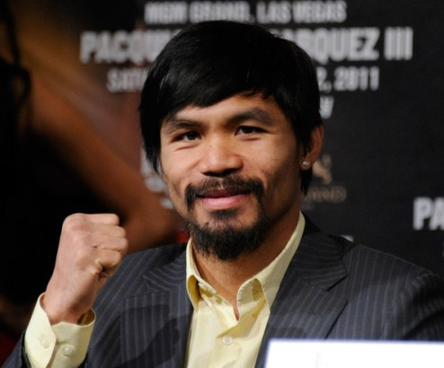 Manny Pacquiao Weight, Height