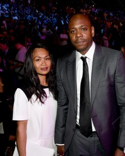 Dave Chappelle's Wife