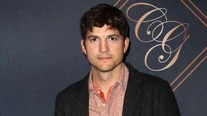 Ashton Kutcher Height
