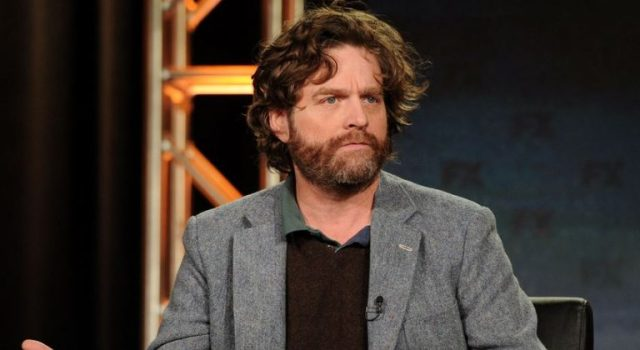 Zach Galifianakis Weight Loss, Early Life, Career and Net Worth 2019