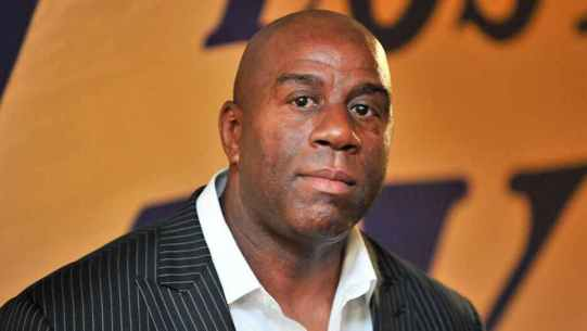 Magic Johnson Net Worth 2020