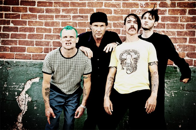 Red Hot Chili Peppers Net Worth 2020