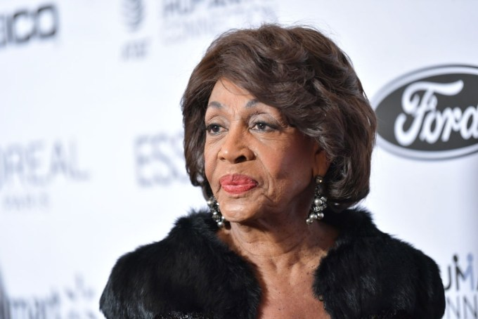 Maxine Waters Net Worth 2020