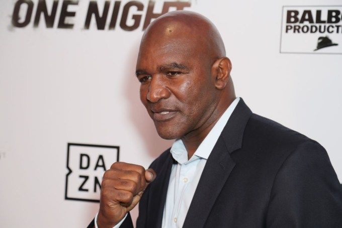 Evander Holyfield Net Worth 2020