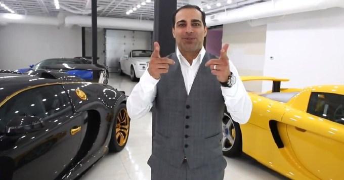 Manny Khoshbin Net Worth 2020, Bio, Wiki, Height, Weight, Awards and Instagram