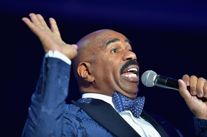 Steve Harvey Net Worth 2020