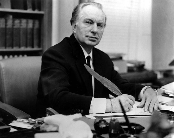 L. Ron Hubbard Net Worth