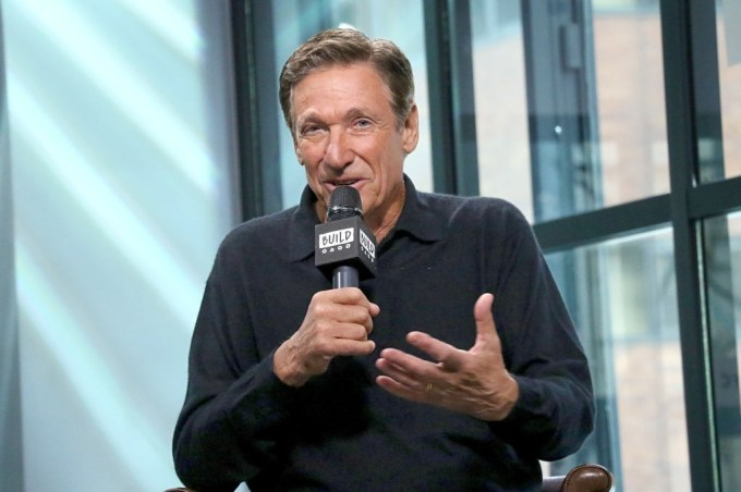 Maury Povich Net Worth