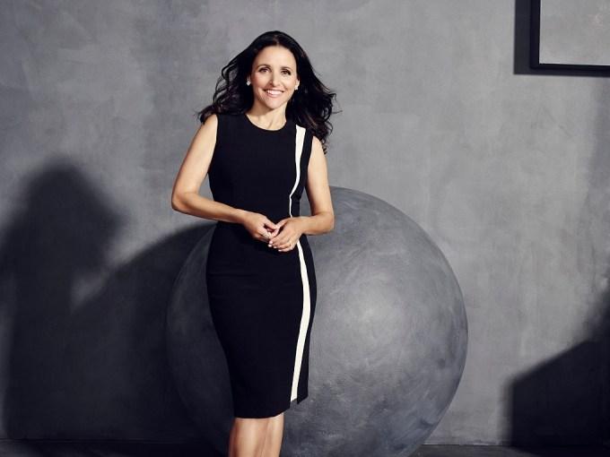 Julia Louis-Dreyfus Net Worth 2020