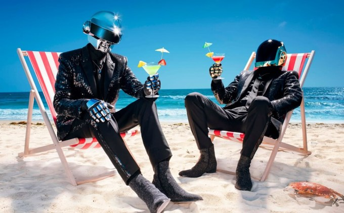 Daft Punk Net Worth 2020